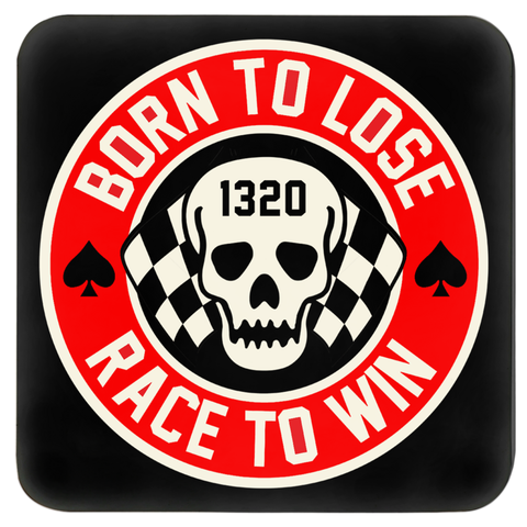 High on Octane® Race to Win 1320 Skull Coasters