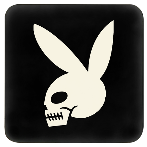 High on Octane® Skull Bunny Magic Coasters