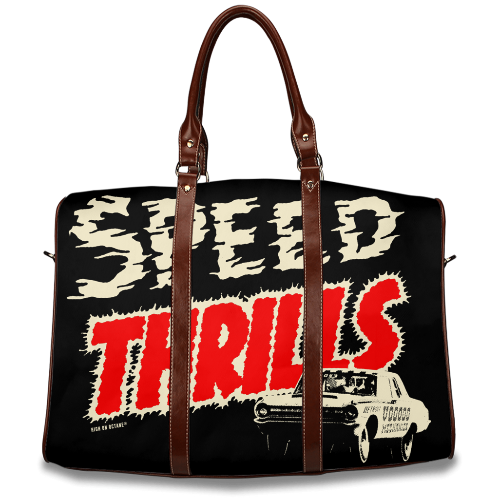 High on Octane® Speed Thrills Overnight Bag