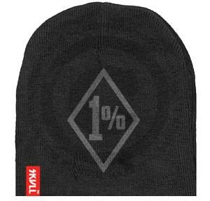One Percent SKVLL Beanie Hat