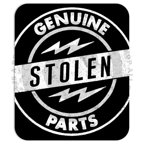 HoO High on Octane® Genuine Stolen Parts© Mousepad