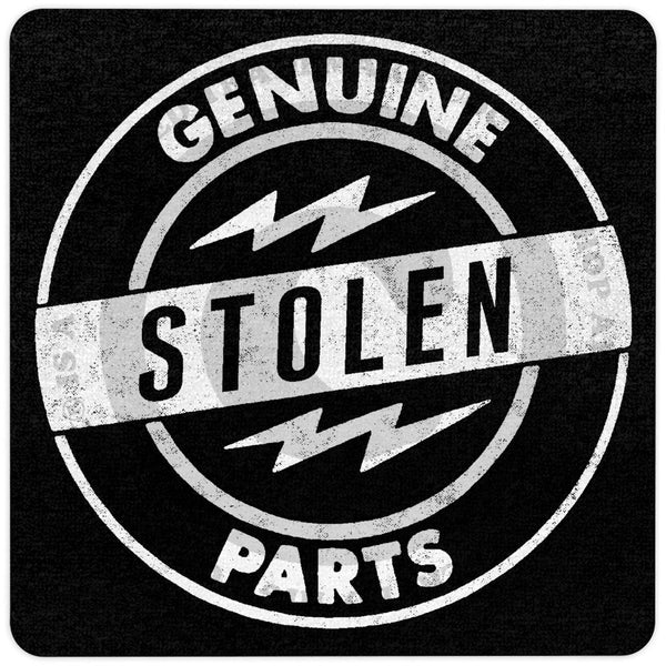 Genuine Stolen Parts Shop Floor Mat