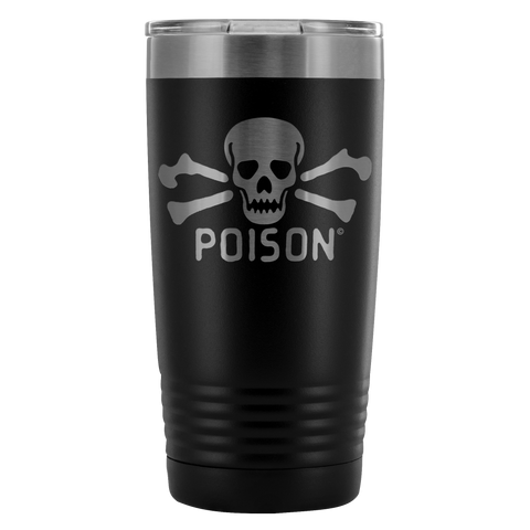 High on Octane® Poison 20 Ounce Vacuum Tumbler