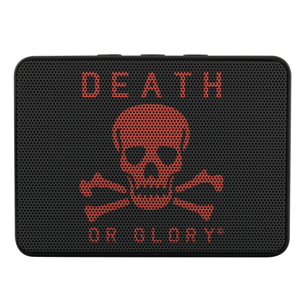 High on Octane® Death or Glory Bluetooth Speaker