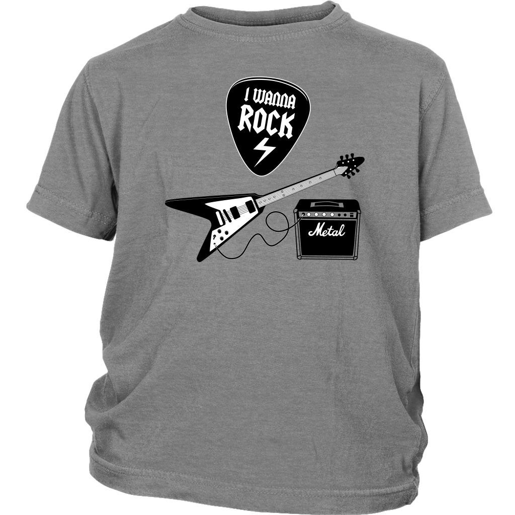 Youth High on Octane® I Wanna Rock T-Shirt