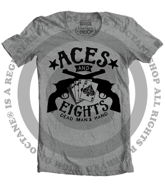 Men's HoO High on Octane Aces And Eights T-Shirt