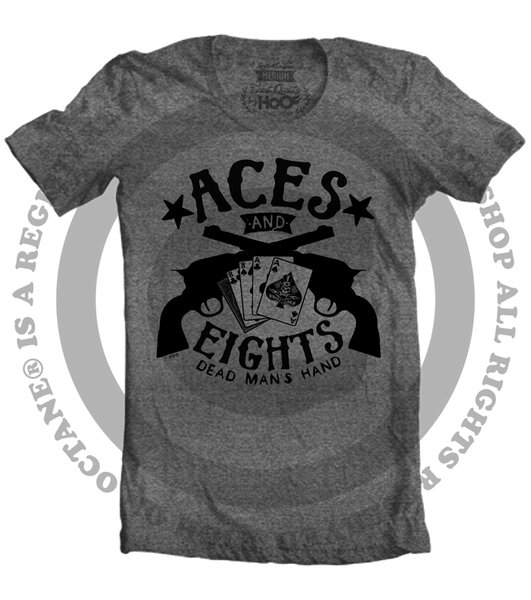 Men's High on Octane® Aces And Eights© T-Shirt