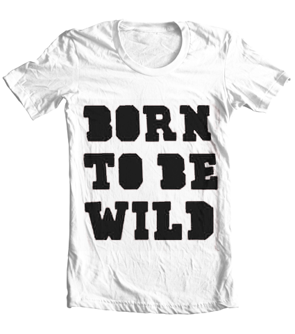 Toddler's Octane Baby Born To Be Wild T-Shirt