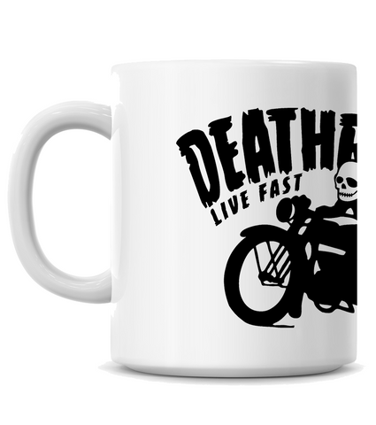 High on Octane®  Deathrider© Coffee Mug