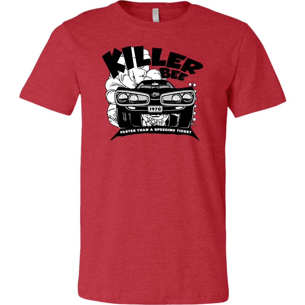 Unisex High on Octane® Killer Bee T-Shirt