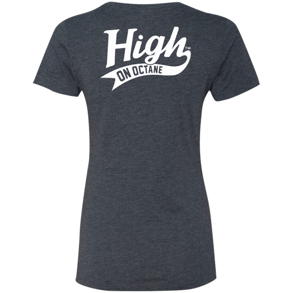 Women's High on Octane® Death or Glory Triblend T-Shirt