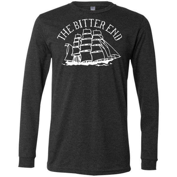 Men's High on Octane® Bitter End Jersey LS T-Shirt