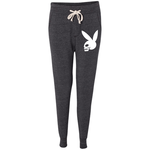 Women's High on Octane® Skull Bunny Fleece Jogger
