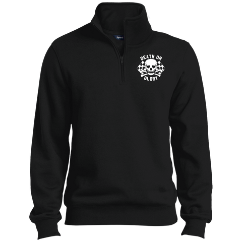 Men's High on Octane® 1/4 Zip Sweatshirt