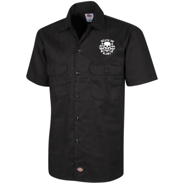 Men's High on Octane® Death or Glory Short Sleeve Workshirt