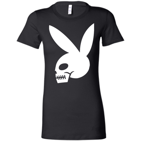 Women's High on Octane® Skull Bunny T-Shirt