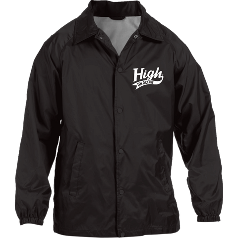Men's High on Octane® Nylon Coach Jacket