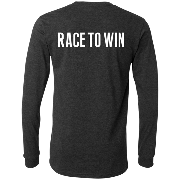 Men's High on Octane® Race to Win Top Hat Jersey LS T-Shirt