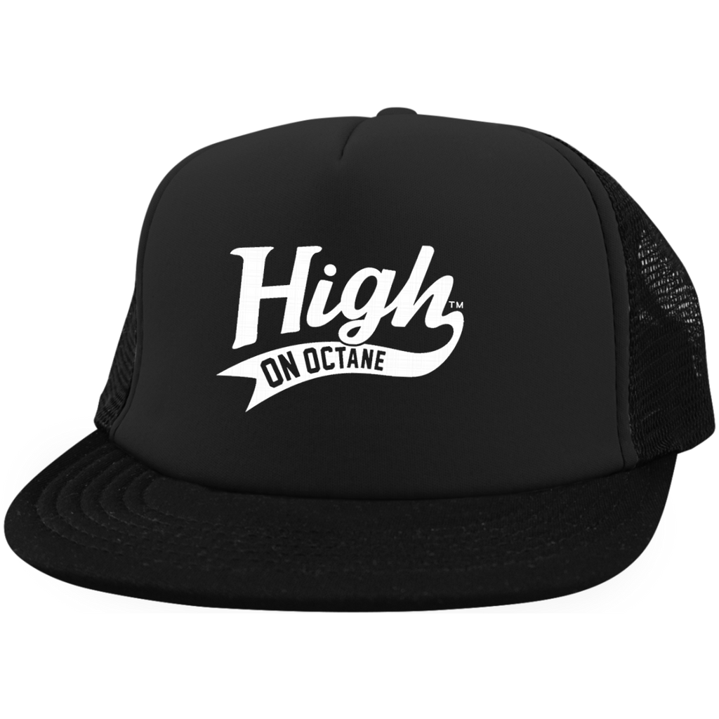 High on Octane® Trucker Hat with Snapback