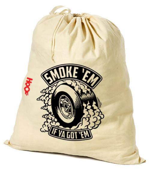HoO High on Octane's Smoke 'Em Laundry Bag