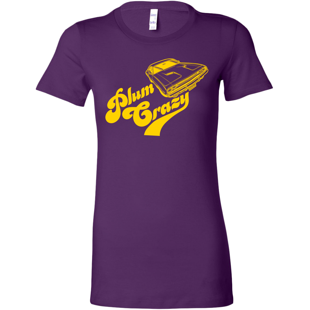 Women's High on Octane® Plum Crazy T-Shirt
