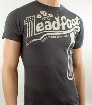 Men's HoO High on Octane Leadfoot T-Shirt (Color Options)