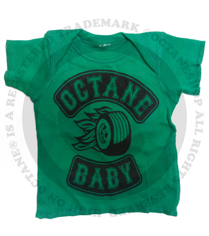 High on Octane® Octane Baby Smokin'© Baby Tee