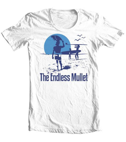 Men's Rock The Mullet Endless Mullet T-Shirt (Color Options)