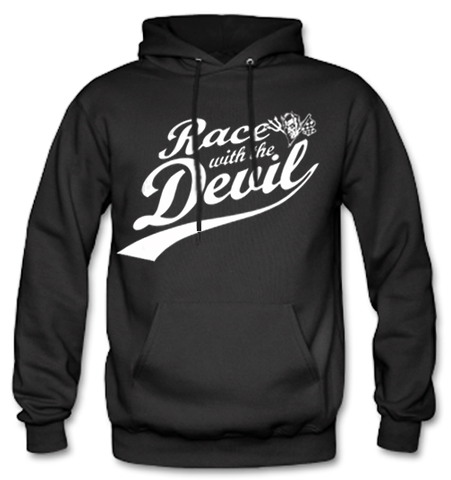 Unisex Race With The Devil Classic Pull Over Hoody