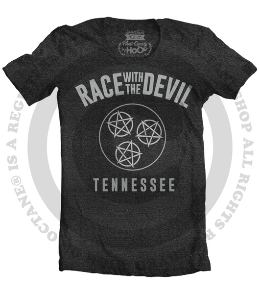 Unisex Race With The Devil Tennessee T-Shirt (Color Options)