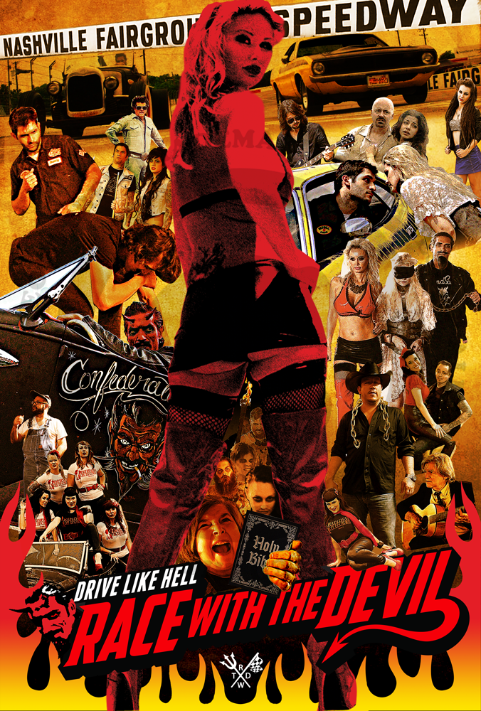 Race With The Devil Mini Poster
