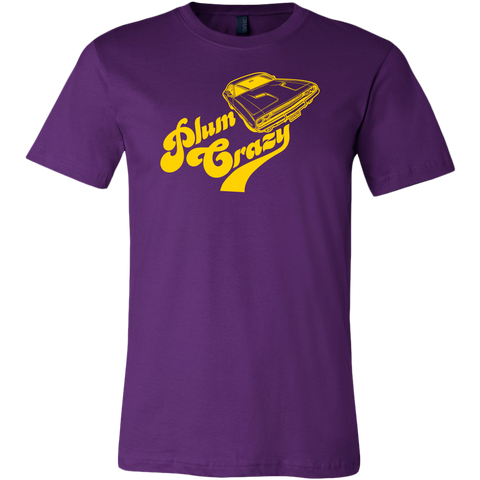 Unisex High on Octane® Plum Crazy T-Shirt