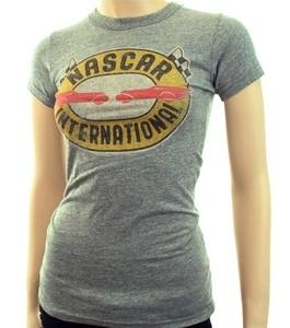 Women's Vintage Nascar Racing T-Shirt