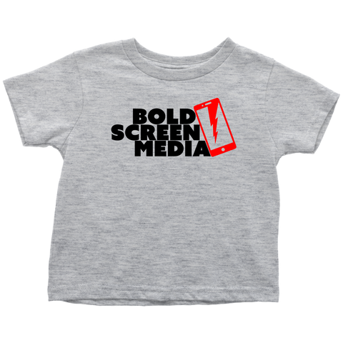 Bold Toddler T-Shirt