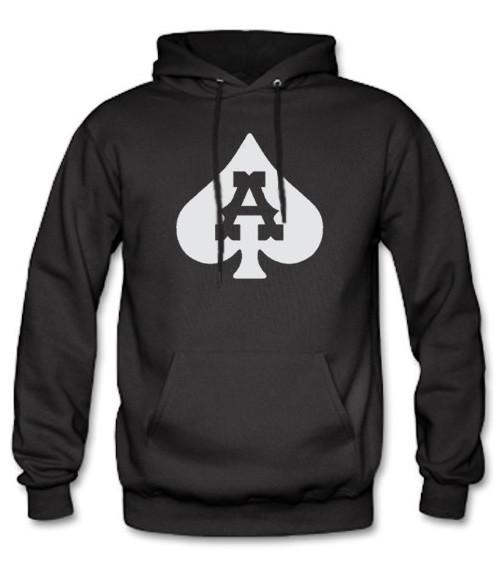 Men's HoO High on Octane Ace of Spades Pull Over Hoody