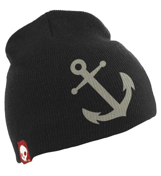 Anchor SKVLL Beanie Hat (Color Options)