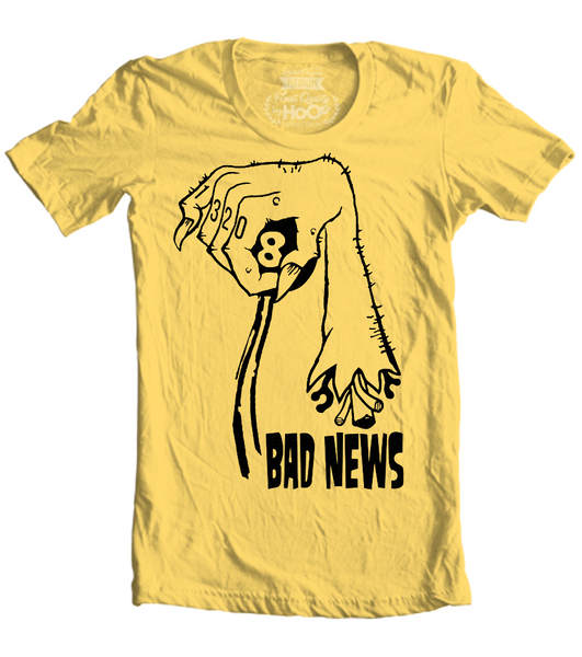 High on Octane® Bad News© Summer T-Shirt (Color Options)