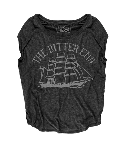 Women's High on Octane® The Bitter End© Loose Fit Short Sleeve Top