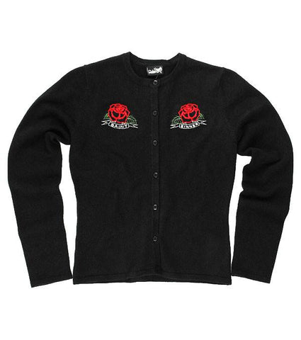 Women's Rock Steady Saints and Sinners Cardigan
