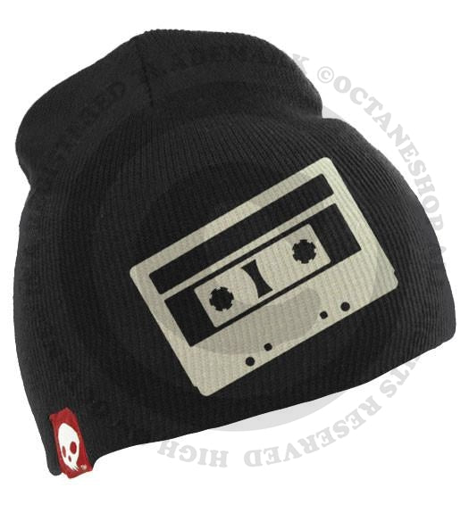 Cassette Tape SKVLL Beanie Hat (Color Options)