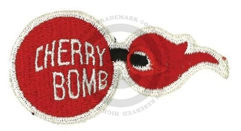 Cherry B0mb Patch