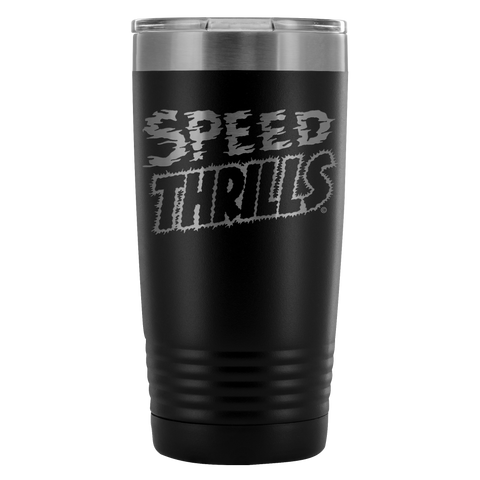 High on Octane® Speed Thrills 20 Ounce Vacuum Tumbler