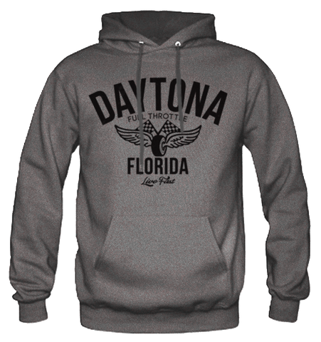 Men's High on Octane® Daytona Vintage Racing© Pull Over Hoody