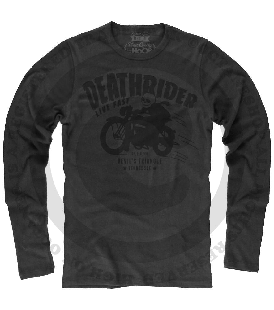 Men's HoO© High On Octane® DeathRider Devil's Triangle Thermal