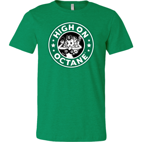 Unisex High on Octane® Greasy Luck T-Shirt