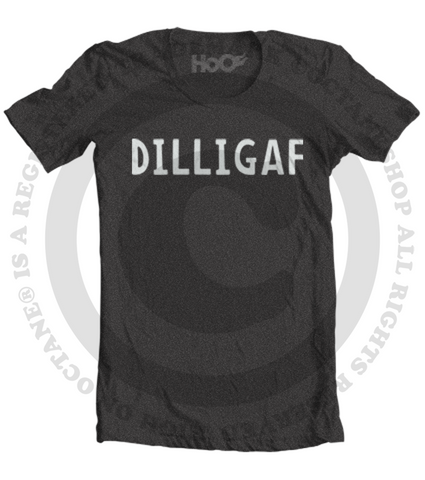 Men's HoO High on Octane DILLIGAF T-Shirt