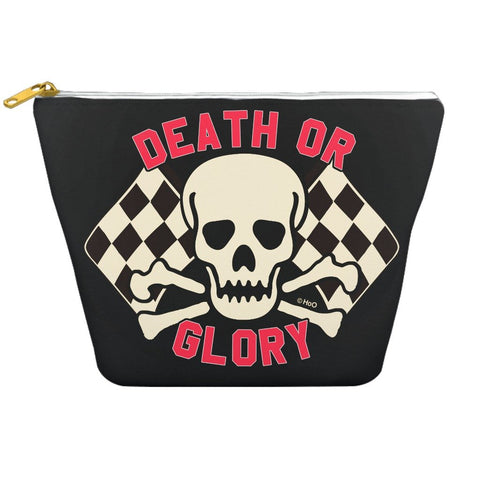 High on Octane® Death or Glory HoO Skull© Dopp Kit
