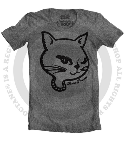 Women's HoO High on Octane Faster Pussycat T-Shirt