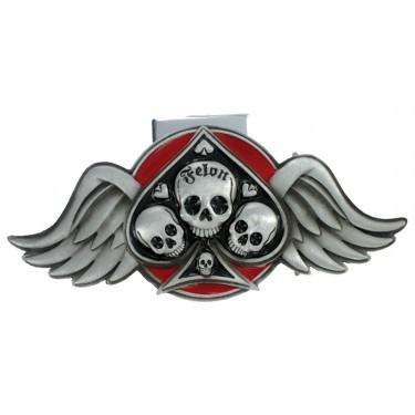 Felon Spade Wings Lighter Buckle