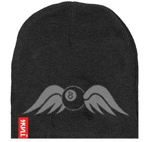 Flying 8 Ball SKVLL Beanie Hat